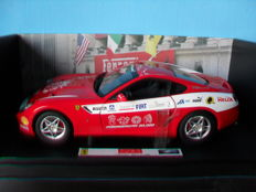 Hot Wheels Elite - 1/18 - Ferrari 599 GTB Fiorano ''Panamerican 20.000''