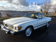 Mercedes-Benz - 380 SL R107 - 1985