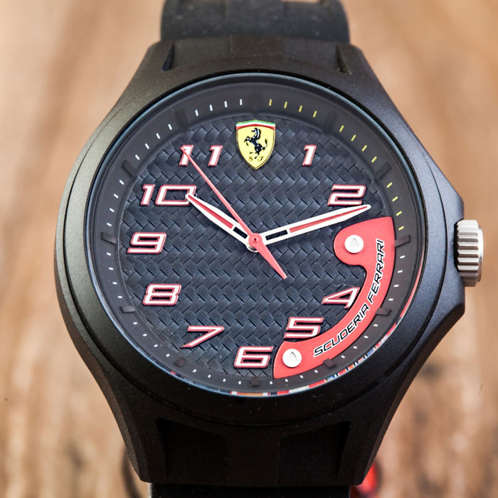 Ferrari - Scuderia Laptime black - Men - 2011-present