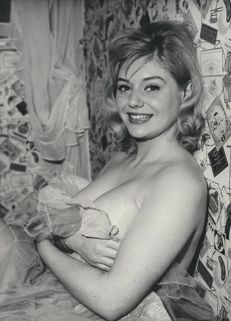 Photo; Lot with 3 Sexy Fashion Model Photos - 1960s