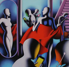 Mark Kostabi - The joy of text