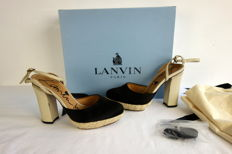 Lanvin - courts - including box