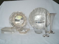 WMF silver plated objects