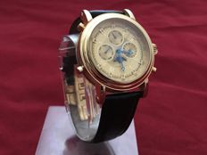 Calvaneo 1583 Estemia Diamond Gold - Men's wristwatch - 2011 to present