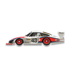 SL - Wall Scale Model Halmo Collection Porsche 935 Long Tail
