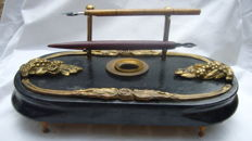 Art Nouveau desk inkstand - From France