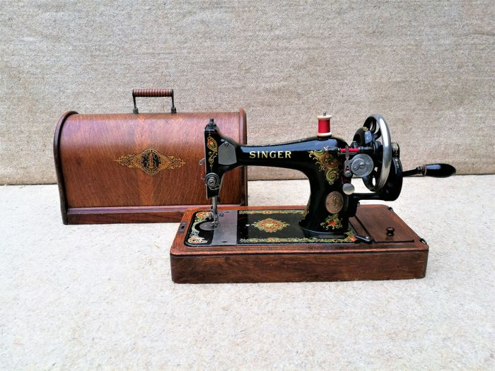 Singer Sewing Machine 40K 40 Catawiki Impressive Singer Sewing Machin
