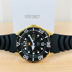 SEIKO 5 SPORTS – Men's Automatic / Hand Winding Wrist Watch
