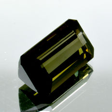 Green Tourmaline - 2.93 ct. - No Reserve Price