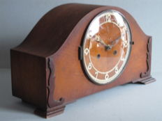Mantel clock, 2nd quarter of the 20th century, Switzerland