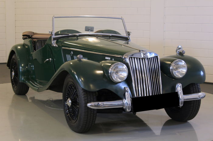 MG - TF 1500 Roadster - 1954