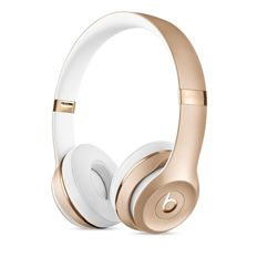 Beats by Dr.Dre SOLO3 wireless bluethooth GOLD HEADPHONES