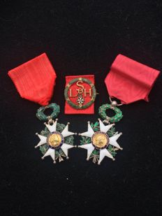 French highest Order, Knight of the Legion d'honneur