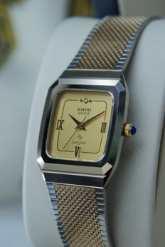 RADO - DiaStar Luxury Wristwatch - 中性 - 90-2000's