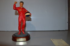 Endurance Michael Schumacher Figurine World Champion 1994-1995 nr 0201 / 5000 21 cm.