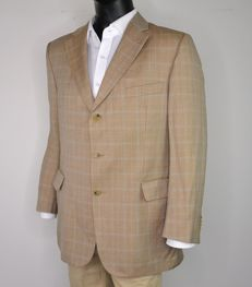 Burberry London - Pure Wool Luxury Jacket