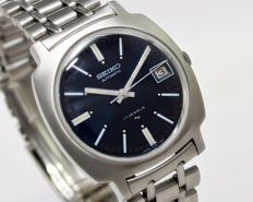 Seiko Cal.7005 Automatic Men's Vintage Wrist Watch - March 1976