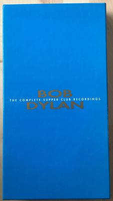 Bob Dylan - The Complete Supper Club Recordings - Box Set