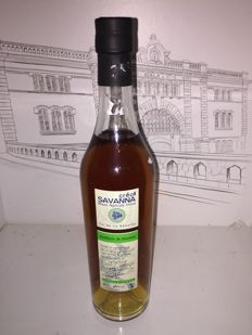 Rhum creol Savanna 1999 - ile de la Reunion  50 cl 46 °