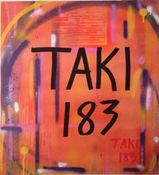 Taki183 - Untitled