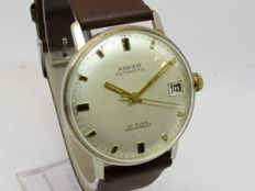 Anker Automatic Date Calibre 70.1 from the 1960s