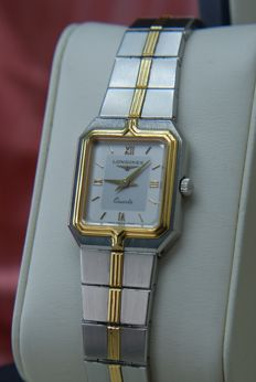 Longines - Luxury  Swiss watch - Γυναικεία - 2000-2010