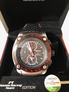 Seiko - SNAC03P1 - Limited Edition SPORTURA F1 HONDA RACING TEAM - Homem - 2000-2010
