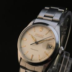 Rolex - Oyster Date Precision Ref 6466 - Serial number exactly 800.000 - 男士 - 1962