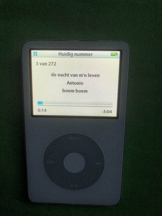Apple iPod Classic 30GB