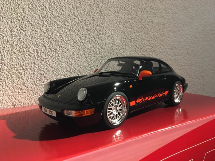 GT-Spirit - Porsche 911 (964) Carrera RS - Black