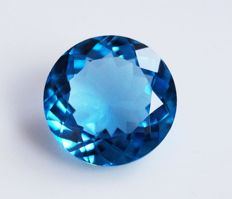 Top Swiss Topaz - 6.32 ct