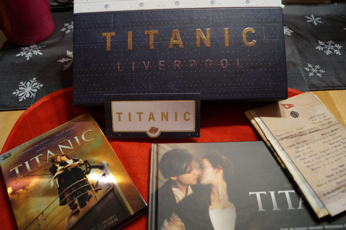 Titanic 3D/2D Blu-ray Limited Collector's Edition - Catawiki
