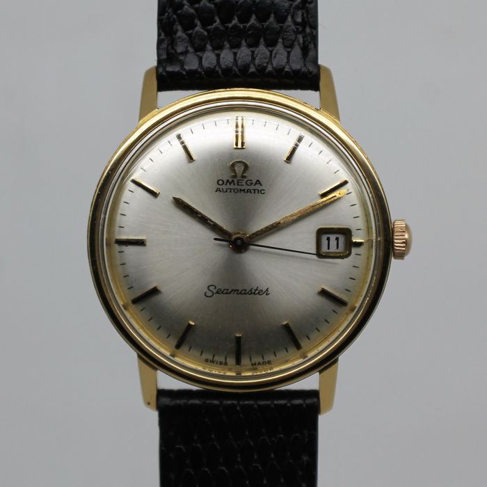 Omega - Seamaster 18 kt Gold - Men's - 1967