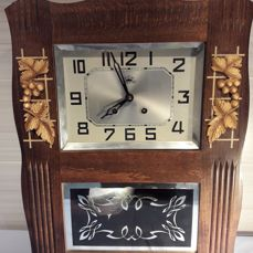 FFR MORBIER chiming clock - 1930 - France