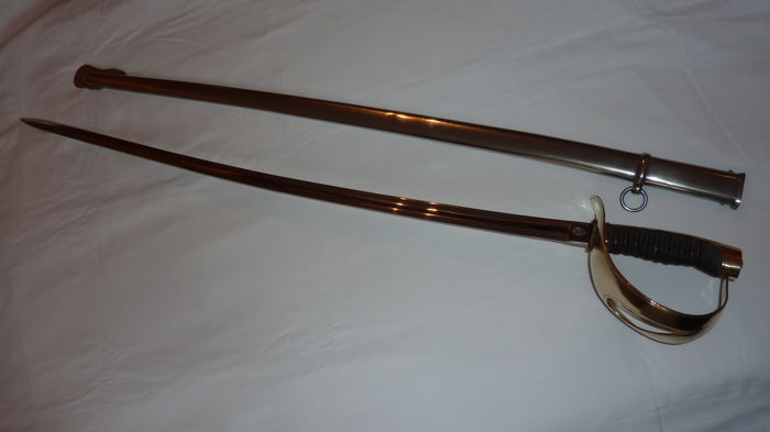 Beautiful German sabre from the second world war!