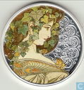 The Mucha Collection - Ivy