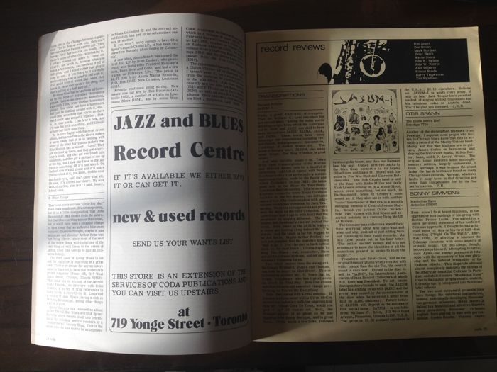 Coda Jazz Magazines 1971 - 1972 - 1973 Like Mint - Catawiki