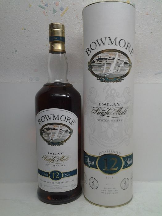 Bowmore 12 Year Old Early 2000's - 100cl