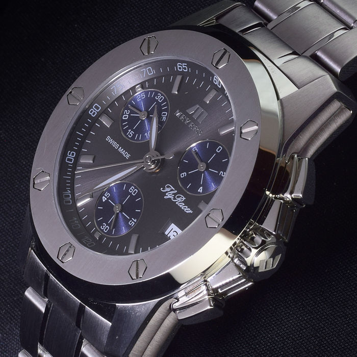 Meyers - Fly Racer chronograph  - Άνδρες - 2011-σήμερα