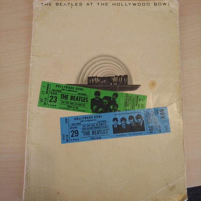 Music From The Concert at The Hollywood Bowl 1964 and 1965