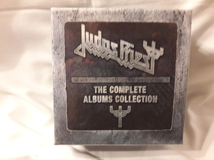 Judas Priest: The Complete Albums Collection 19 CD Set