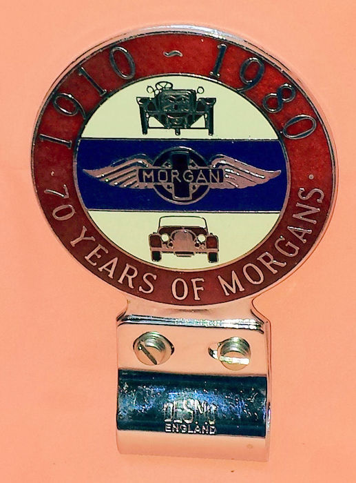 70 Years of Morgans - 1910 / 1980