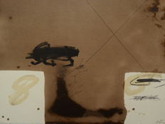 Antoni Tapies - Composition