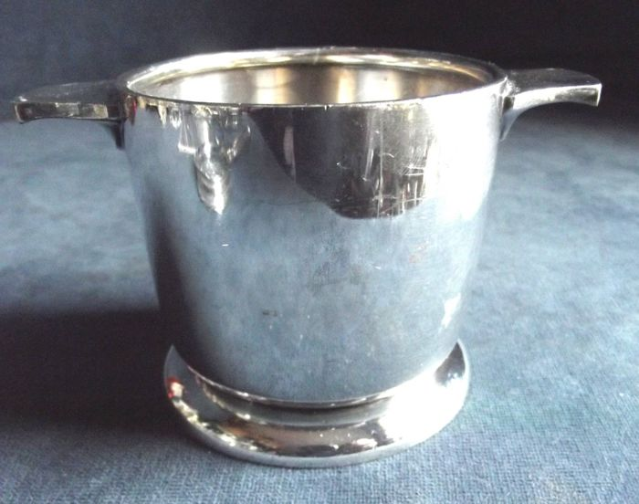 Silver Plated Ice Bucket/Cutlery Holder, by Waler&Hall circa 1920