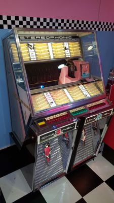 Jukebox Seeburg 222, Year 1959