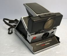 Polaroid SX-70 original Land Camera Sonar OneStep