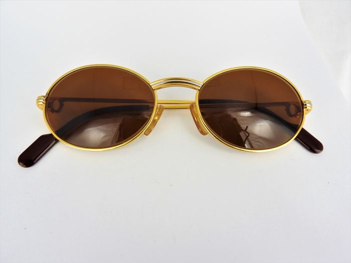 0b6d1be774667f Cartier - St Honore Lunettes - Vintage - Catawiki