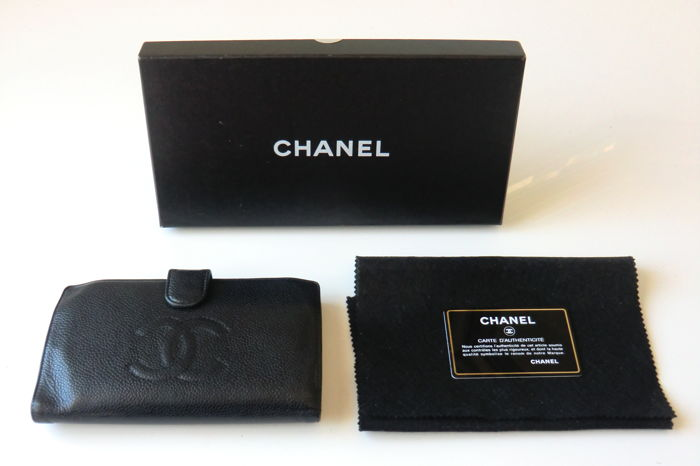 Chanel - portefeuille