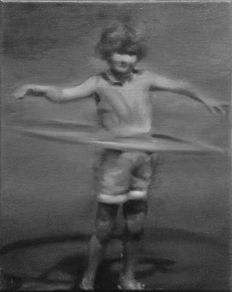 Erwin van Krey - Hooping girl