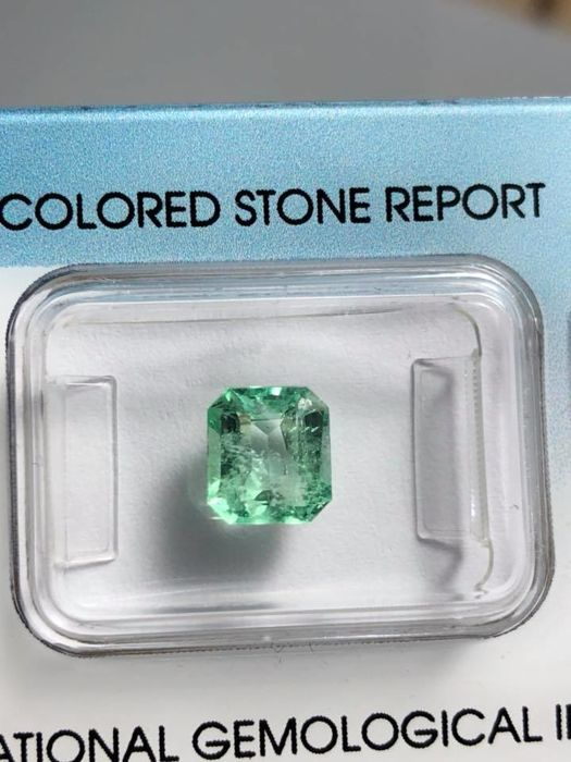Emerald - 1.38 cts